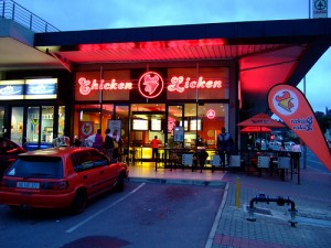 Chicken Licken Franchise For Sale South Africa