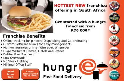Low Cost Franchise Opportunities In South Africa